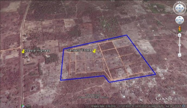 Property for Sale in Sanyang Estate, Sanyang, Gambia