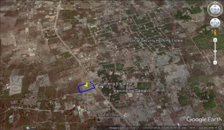 Property for Sale in Tujereng Estate 2, Tujereng, Gambia