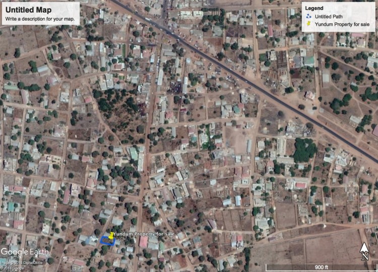 Property for Sale in Yundum, Old yundum, WCR, Gambia