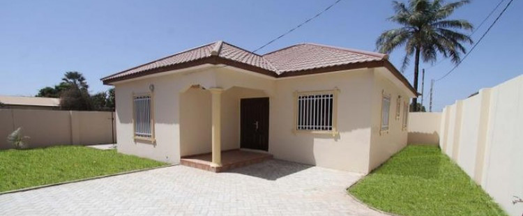 house in the gambia